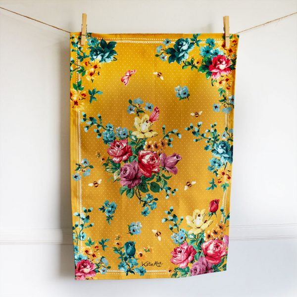 Bohemian Spirit Tea Towel