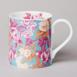 English Roses Floral Mug