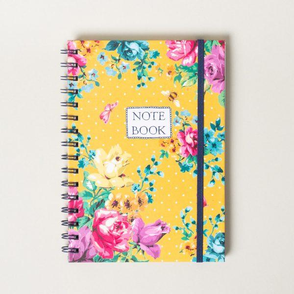 Bohemian Spirit A5 Notebook