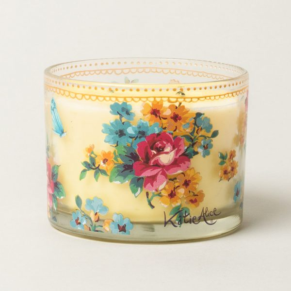 Bohemian Spirit Double Wick Candle