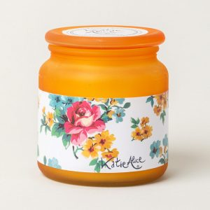 Bohemian Spirit Frosted Jar Candle