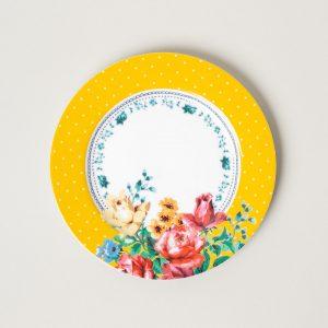Bohemian Spirit Mustard Spot Side Plate