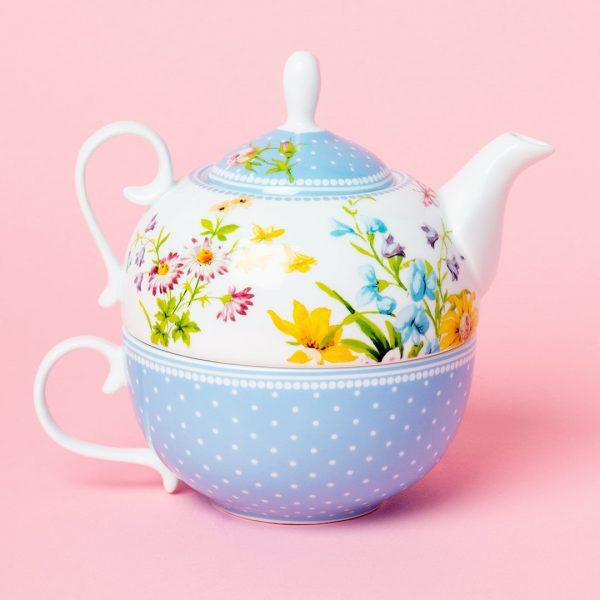 English Garden Tea For One
