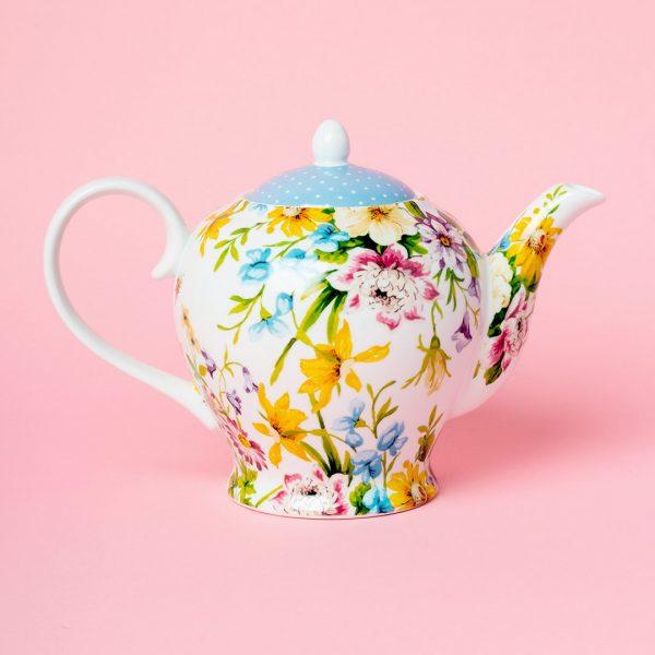 English Garden Teapot
