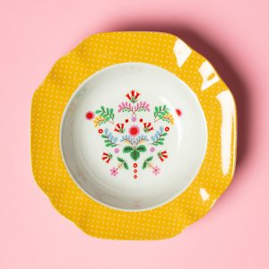 Festival Folk Pasta Bowl