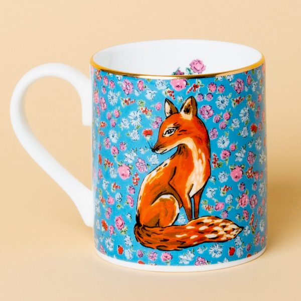 Forest Fling Fox Mug