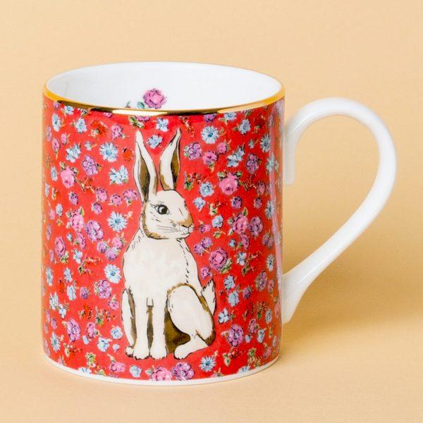 Forest Fling Hare Mug