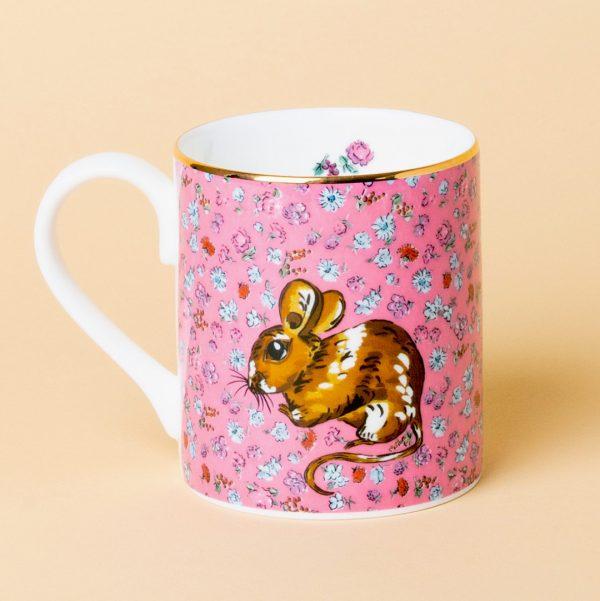 Forest Fling Mouse Mug