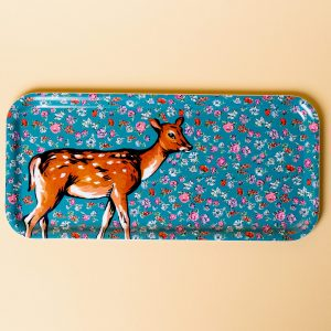 Forest Fling Small Tray