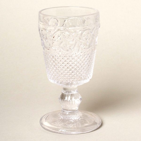 Katie Alice Clear Goblet