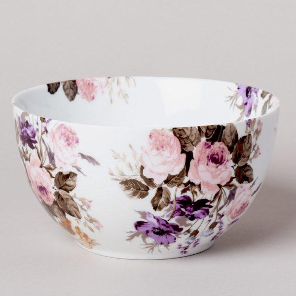 Wild Apricity Floral Bowl