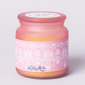 Wild Apricity Frosted Jar Candle