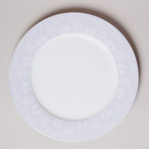 Wild Apricity Lace Dinner Plate