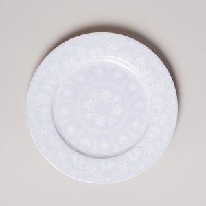 Wild Apricity Lace Side Plate