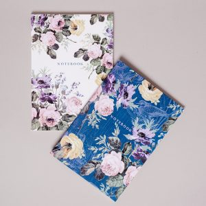 Wild Apricity Set Of 2 Notebooks